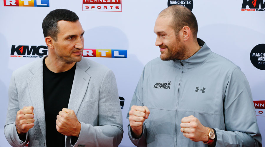 Fury threatens to quit boxing if he loses Klitschko rematch