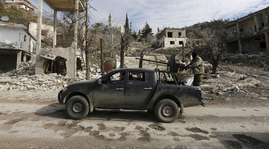Russia, US agree to 'regime of silence' in parts of Latakia & Damascus, Syria