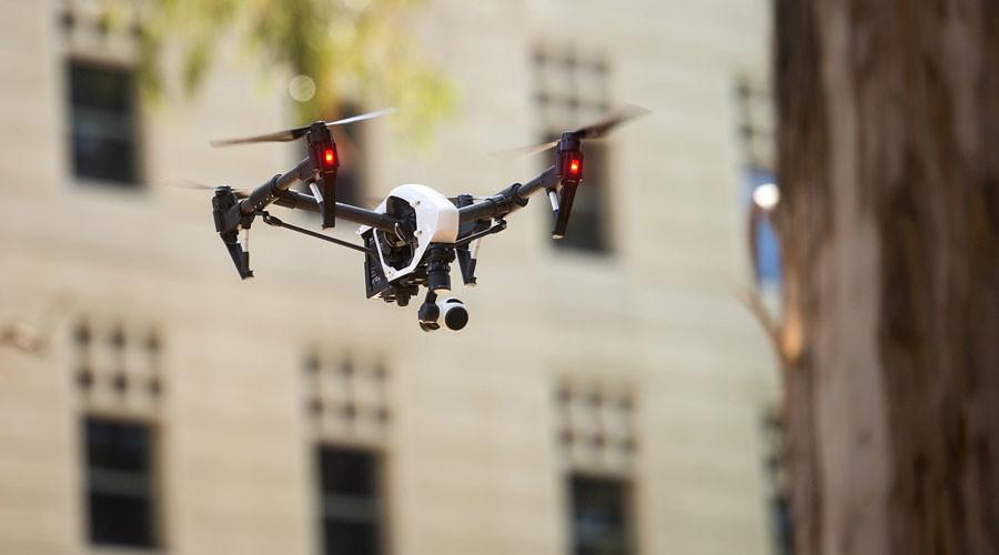 Peeping drone: UAV hovers outside of Massachusetts teen's bedroom window