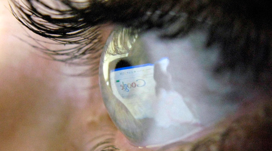 Google foresight: Web giant patents plans to build electronic eye implants