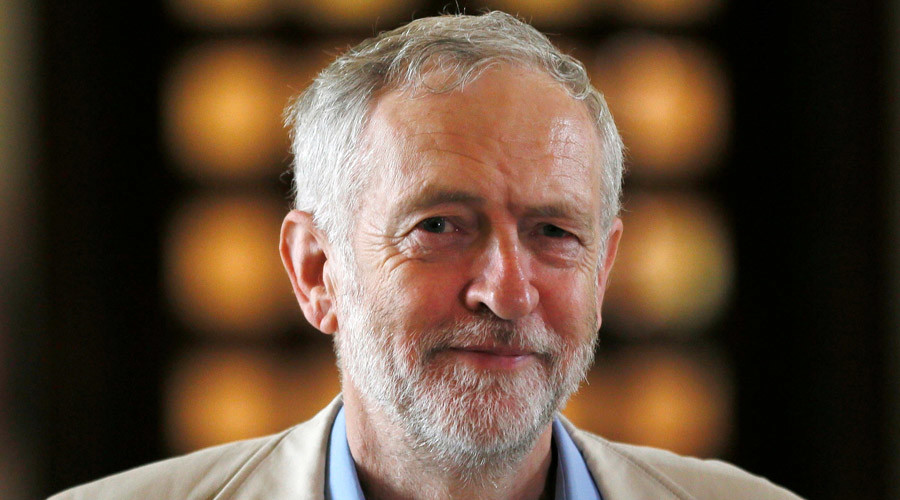 Britain's opposition Labour Party leader Jeremy Corbyn © Stefan Wermuth