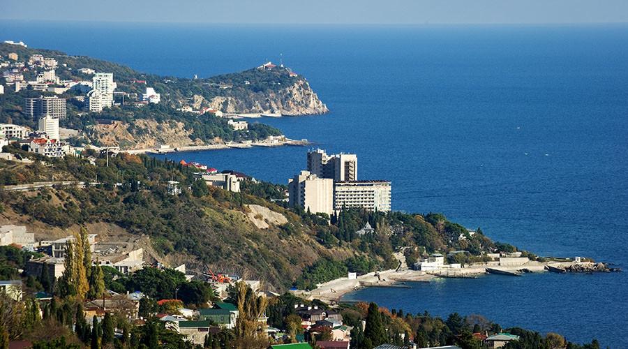 The southern coast of Crimea in the vicinity of the Big Yalta. ©Sergey Malgavko