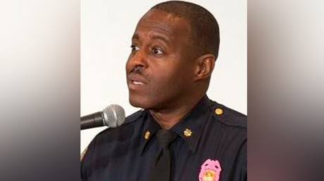 Ferguson names black Miami detective as new chief of police