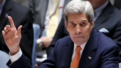 U.S. Secretary of State John Kerry © Eduardo Munoz