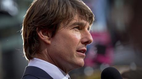 Actor Tom Cruise. © Brendan McDermid