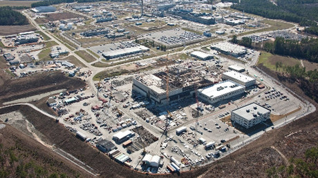 NNSA's Mixed Oxide (MOX) Fuel Fabrication Facility © nnsa.energy.gov