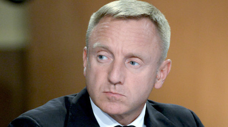 Dmitry Livanov, Minister of Education and Science © Aleksey Nikolskyi