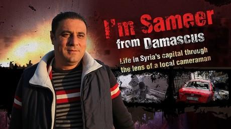 """Im Sameer from Damascus"" / RT"