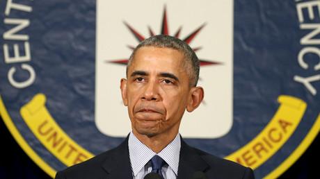 U.S. President Barack Obama. © Kevin Lamarque