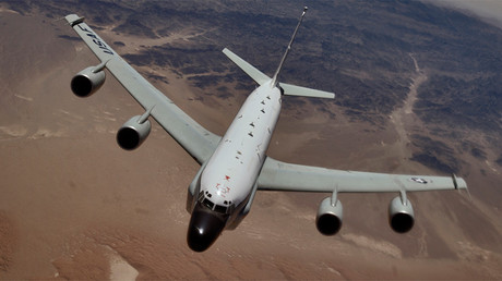 Boeing RC-135 © wikipedia.org