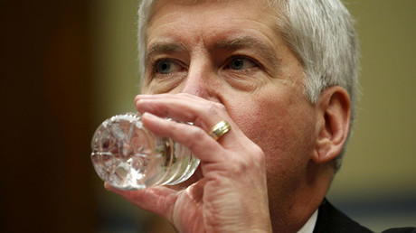 Michigan Governor Rick Snyder. © Reuters