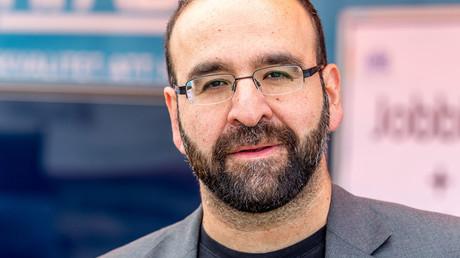 Sweden's minister of housing Mehmet Güner Kaplan. © Joakim Berndes