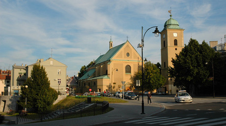FILE PHOTO: Farny Square in Rzeszów © Wikipedia