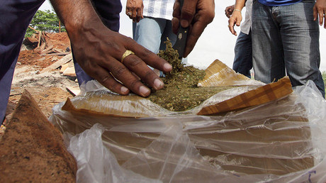 Legalizing weed and removing the Queen? Sounds like a fair trade for Jamaica!