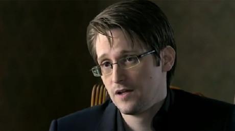 Edward Snowden © AutoTracking
