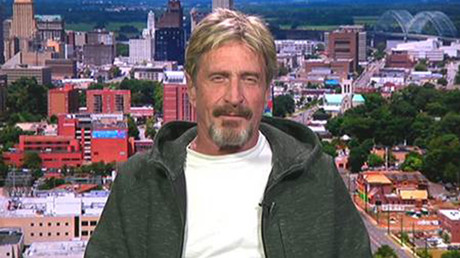McAfee: If FBI gets backdoor to people's phones, US society will collapse