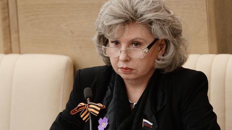 Deputy Head of the State Duma Committee on CIS Affairs, Eurasian Integration and Ties with Compatriots Tatyana Moskalkova © Vladimir Fedorenko