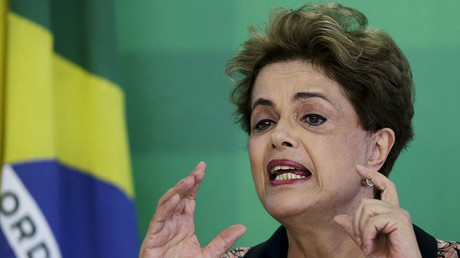 Brazil's Senate rejects house speaker's move to annul impeachment process against Rousseff