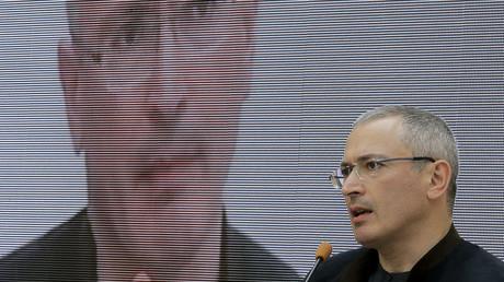 Mikhail Khodorkovsky © Vasily Prokopenko