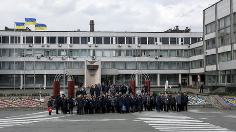 Ukrainian nuclear power workers to protest on 30th Chernobyl disaster anniversary
