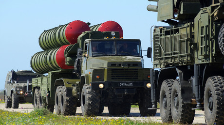 Russian S-300 anti-missiles finally deployed in Iran