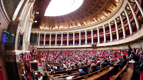 General view of the French National Assembly  © Charles Platiau