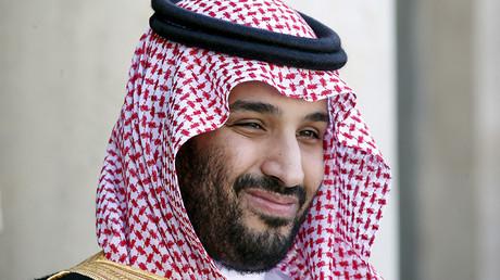 Saudi Arabia's Deputy Crown Prince Mohammed bin Salman © Charles Platiau