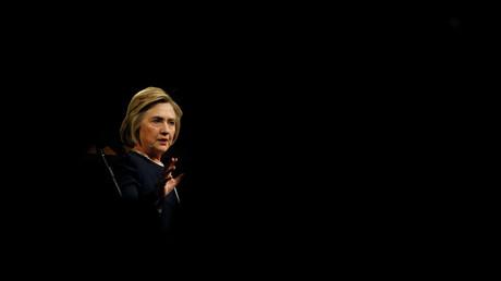 U.S. Democratic presidential candidate Hillary Clinton © Brendan McDermid