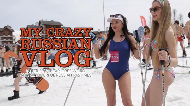 Russian Woman Crazy Russian Woman 44