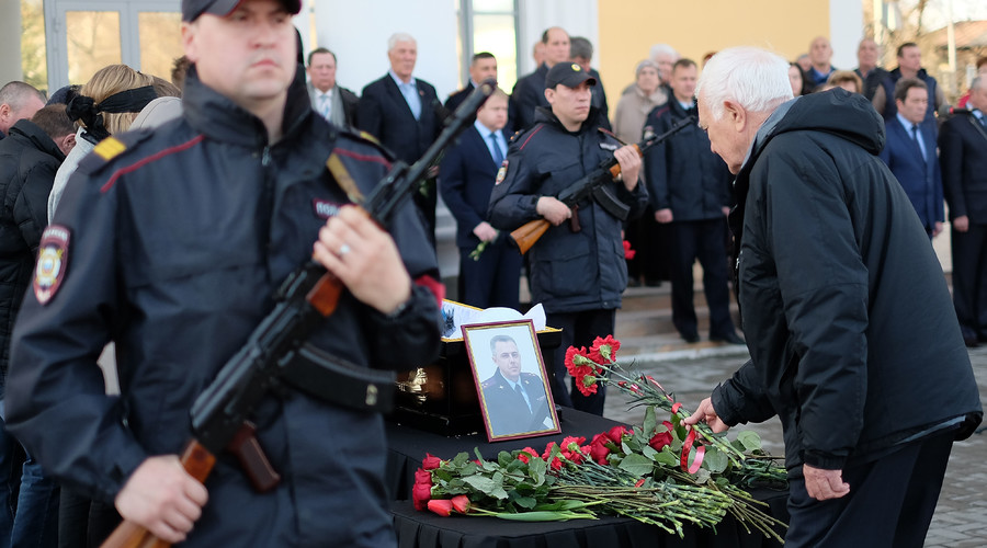 3 suspects in brutal murder of police chief & family in Samara detained