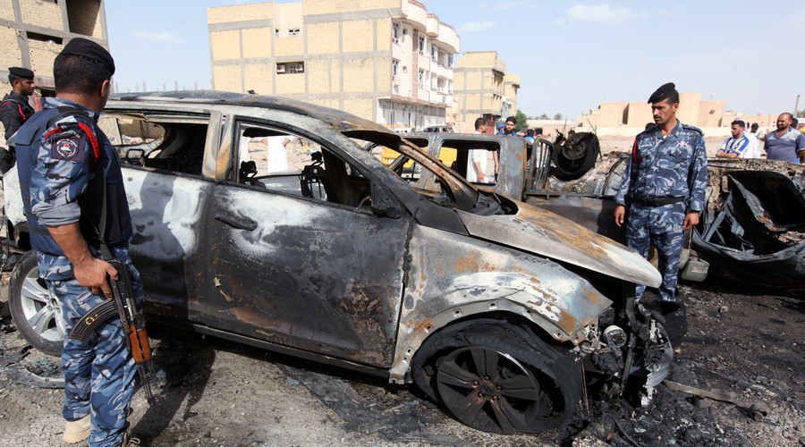32 dead: Double car bomb attack in Iraq, ISIS claims responsibility