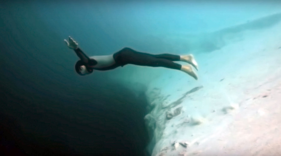 On single breath: Freediving & its legends in new RT documentary