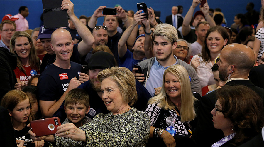 Clinton shutting out state Democrats from joint fundraising benefits – report