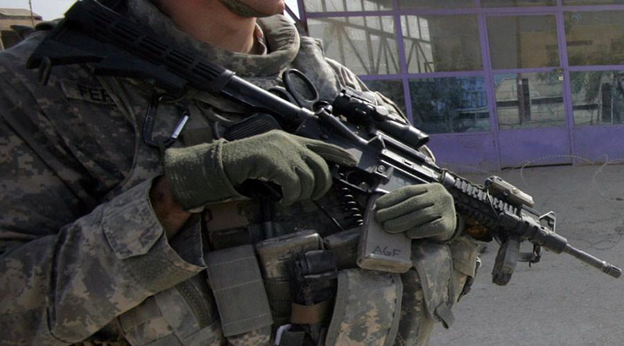 US service member killed near Irbil, Iraq in 'enemy fire'