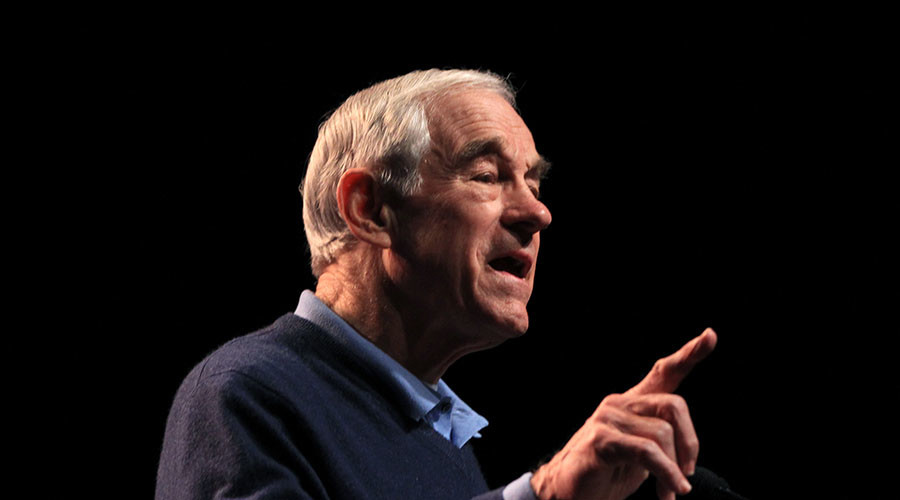 'Our economic system is designed to fail' – Ron Paul