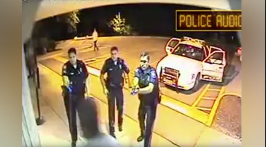 20 tasings in 30 mins: No charges for Virginia police officers over man's death in handcuffs