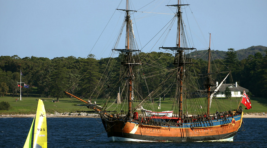 Legendary Captain Cook's ship Endeavour might be off Rhode Island – Researchers