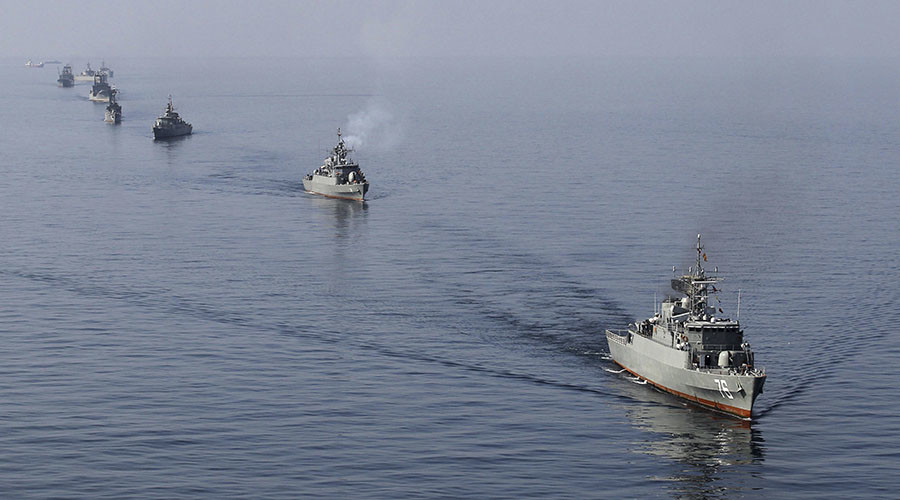 'No Hormuz passage': Iran's navy highly dangerous to US, top general warns