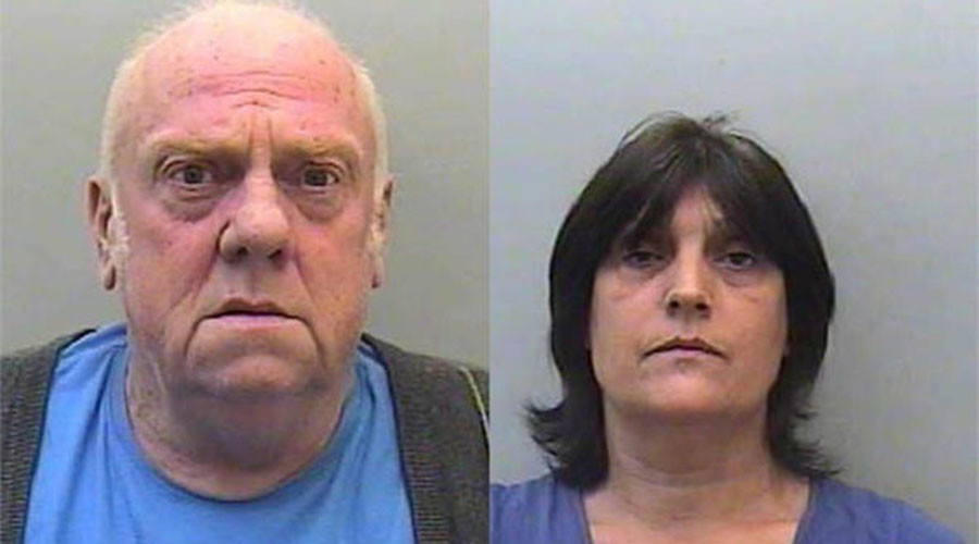 David and Pauline Williams. © Police Handout