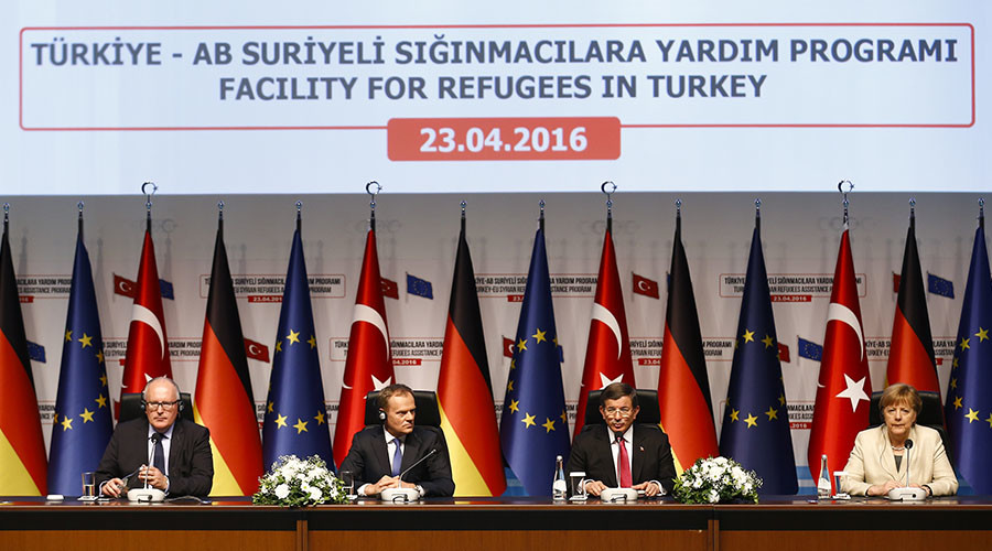 'EU visa deal may prompt number of legal migrants from turbulent Turkey'