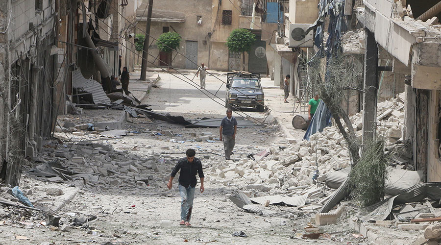 US, Russia agree to include Aleppo in Syrian ceasefire deal