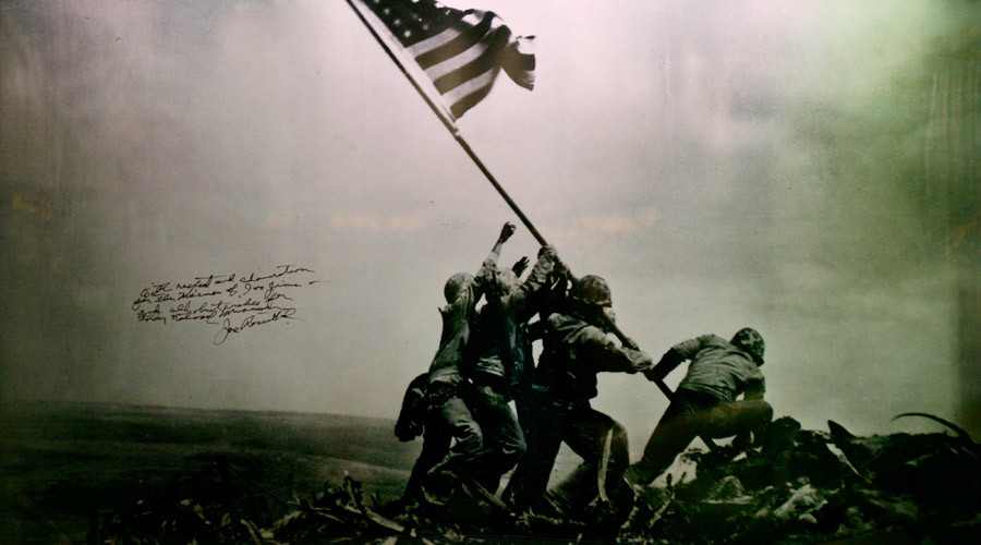 Rewriting history: 'Flags of Our Fathers' author admits his dad isn't in iconic Iwo Jima photo