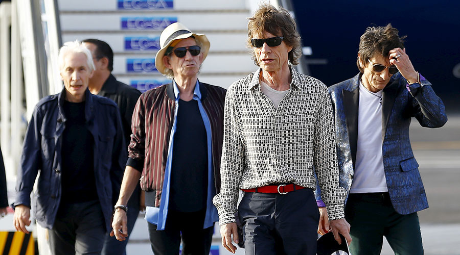 Trump can't get no satisfaction: Rolling Stones tell 'The Donald' to stop using their music