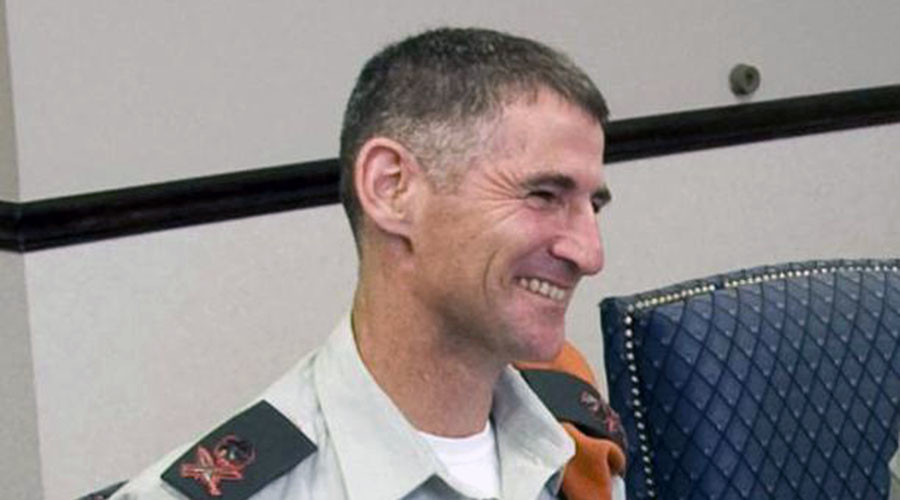 Israeli general slammed for implying Israel - Nazi Germany similarities
