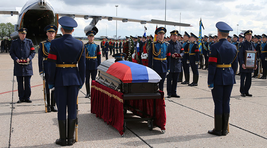 Russia pays tribute to Palmyra hero who called in anti-ISIS artillery strike on his own position