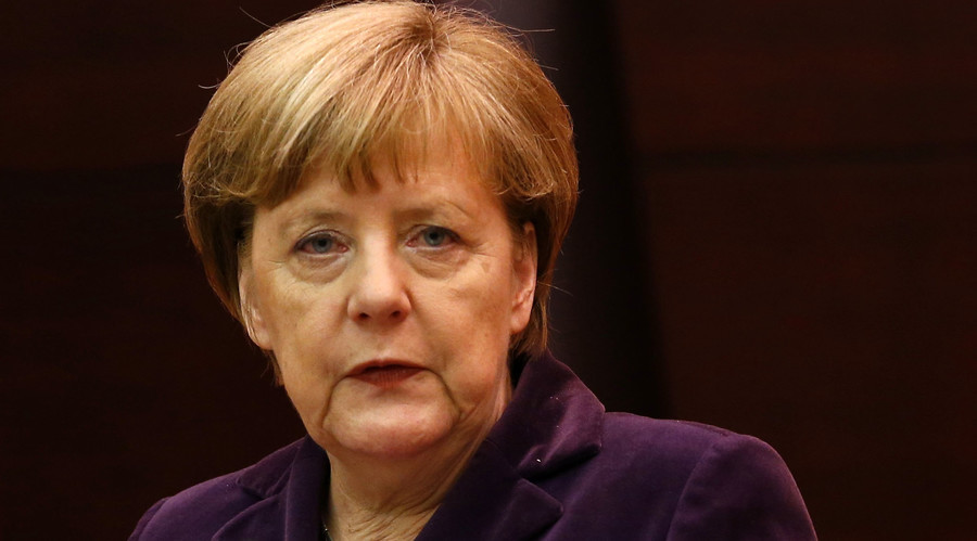 'Defend our borders': Merkel urges Europe to tighten border security citing threat of nationalism