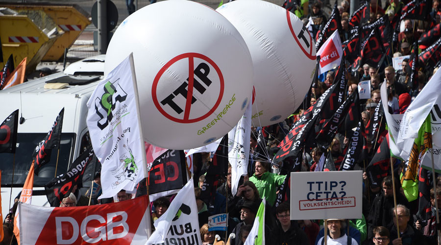 70% of Germans oppose TTIP, survey says