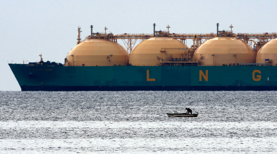 Rosneft makes first LNG shipment, much to Gazprom's chagrin