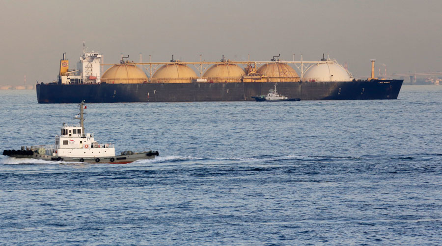 Gazprom to supply Egypt with LNG over 5 years