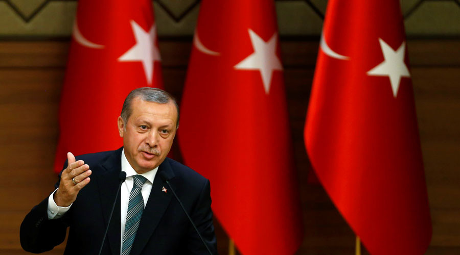 'You can go your way': Erdogan rejects demands to change anti-terror law for EU visa deal